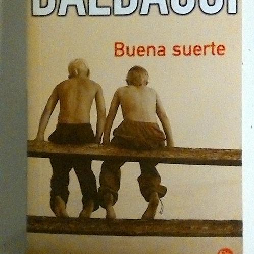 Buena suerte (David Baldacci)