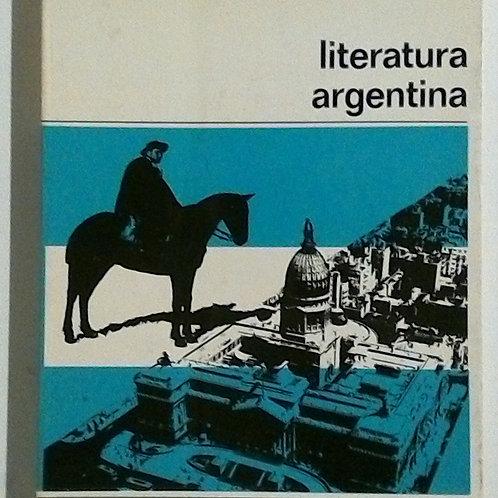 Literatura Argentina (A. Berenguer Carisomo)