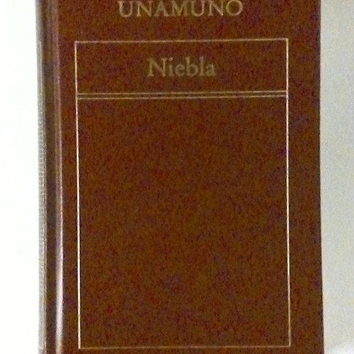 Niebla ( Miguel de Unamuno)