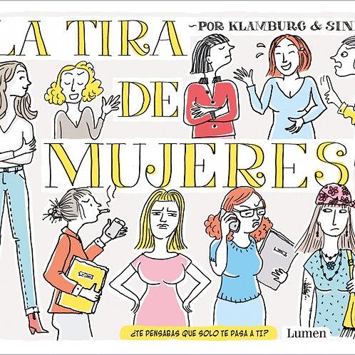La tira de mujeres (Angeles Gonzalez Sinde)