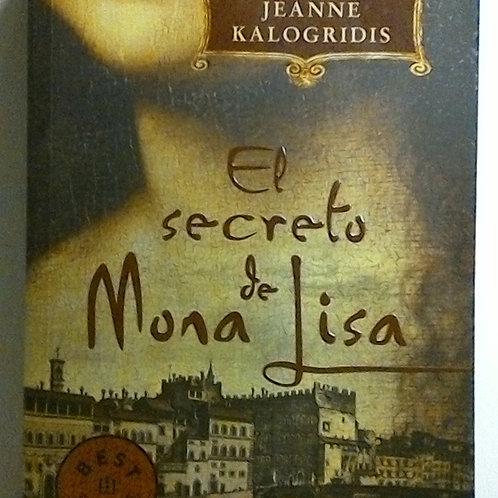 El secreto de Mona Lisa (Jeanne Kalogridis)