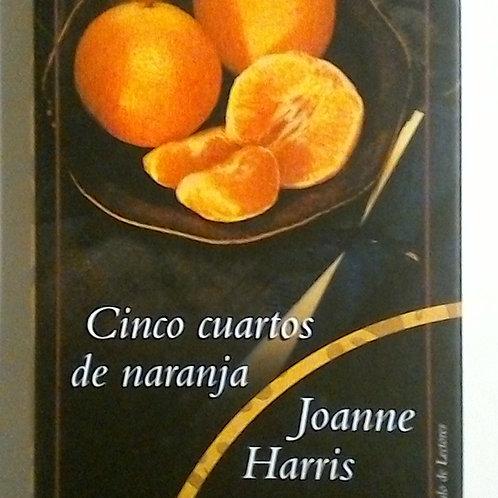 Cinco cuartos de naranjas (Joanne Harris