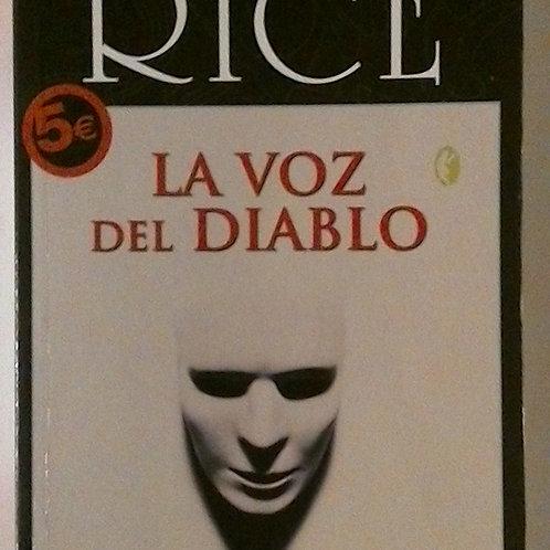La voz del Diablo (Anne Rice)