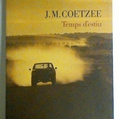 Temps d'estiu (J.M Coetzee)