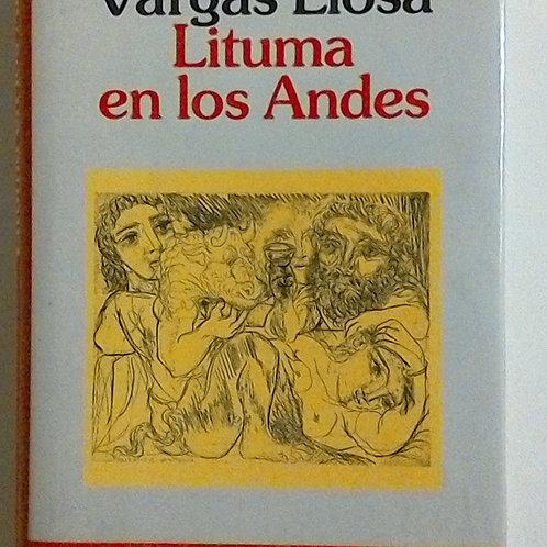 Lituma en los Andes (Mario Vargas Llosa)