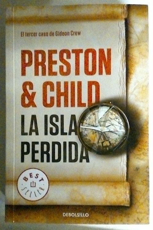 La isla perdida (Preston & Child)