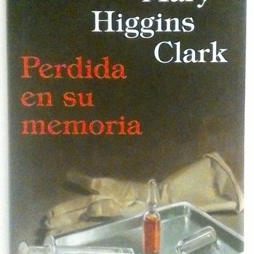 Perdida en su memoria (Mary Higgins Clark)