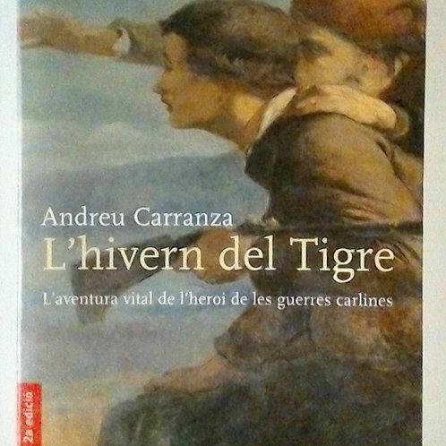 L'hivern del Tigre (Andreu Carranza)