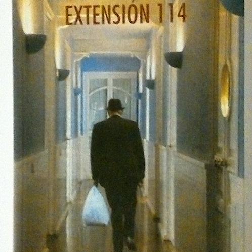 Extensión 114 ( Pedro Sevilla)