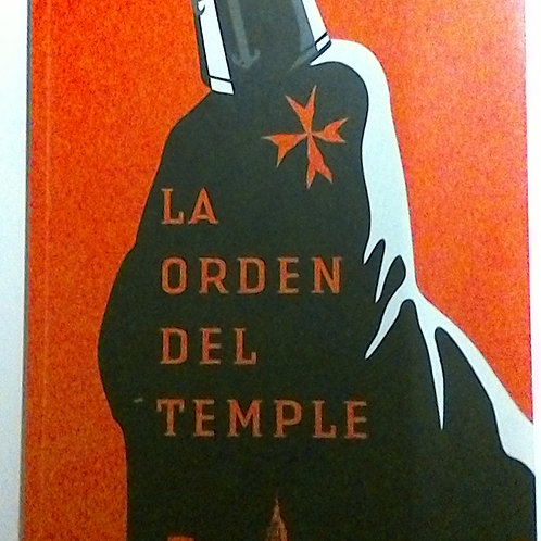 La orden del temple (Raymond Khoury)