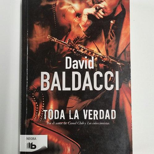 Toda La Verdad ( David Baldacci)