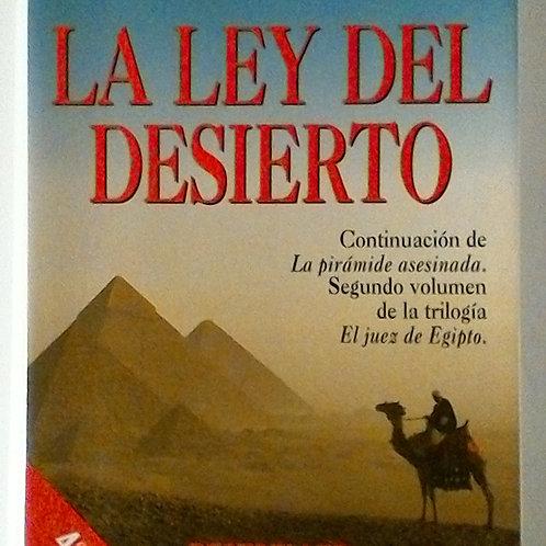 La ley del Desierto (Chistian Jacq)