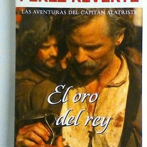 El rey del Oro (Arturo Perez Reverte)