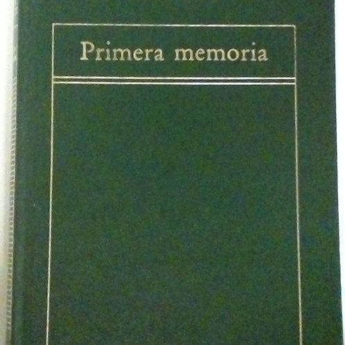Primera memória (Ana María Matute)