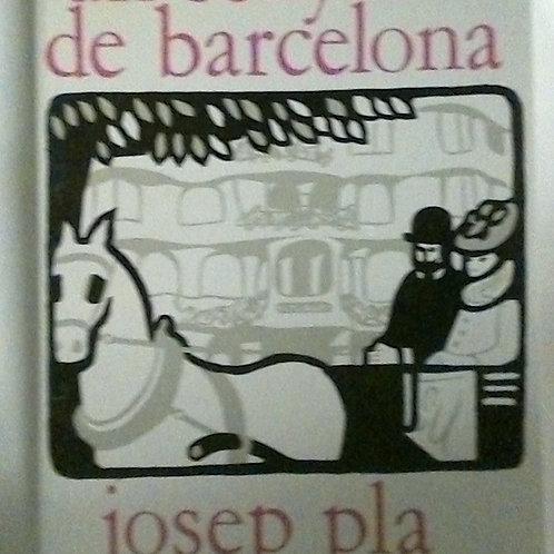 Un senyor de Barcelona (Josep Pla)