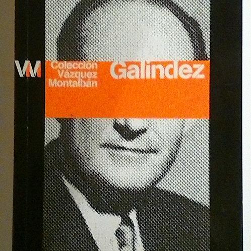 Galindez (Colección Vázquez Montalbán)
