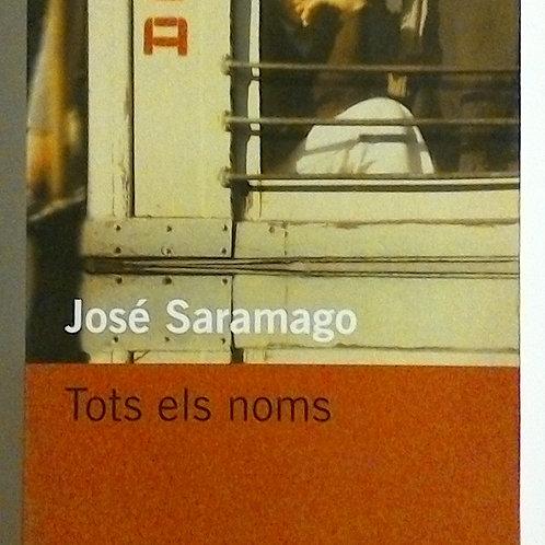 Tots els noms (José Saramago)