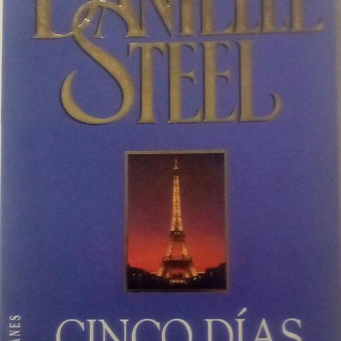 Cinco días en Paris (Danielle Steel)