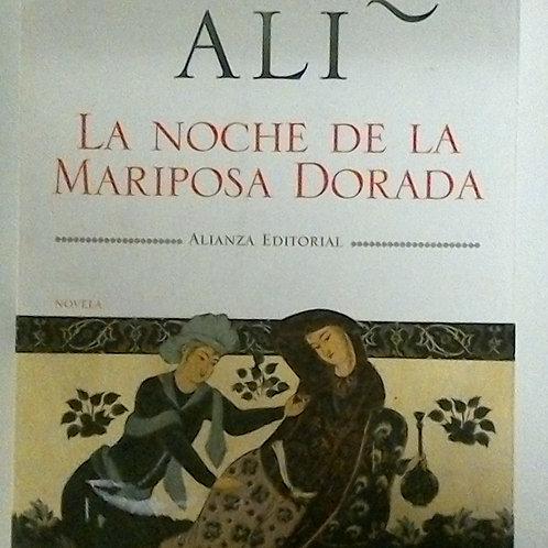 La noche de la Mariposa Dorada (Tario Ali)
