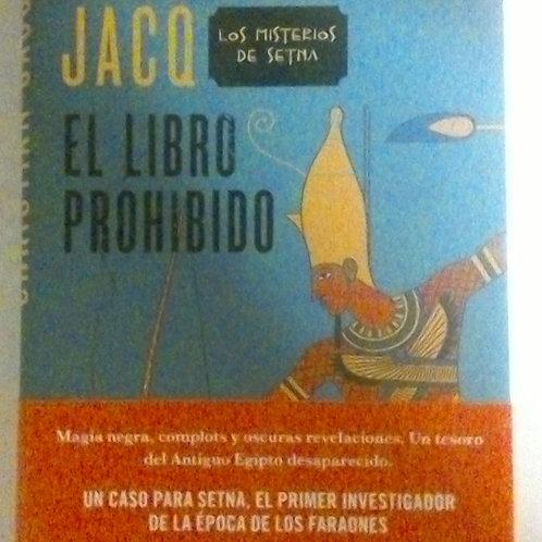 El libro prohibido (Cristian Jacq)