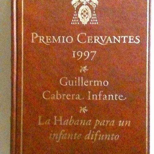 La Habana para un Infante difunto (Guillermo Cabrera Infante)