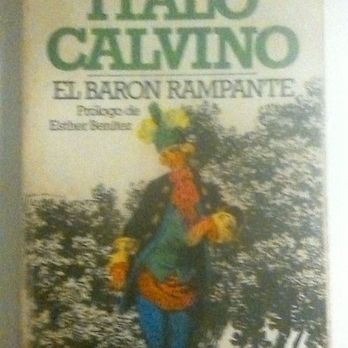 El baron rampante (Italo Calvino)