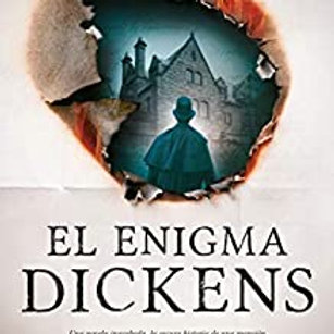 EL ENIGMA DE DICKENS (MARIANO F. URRESTI)