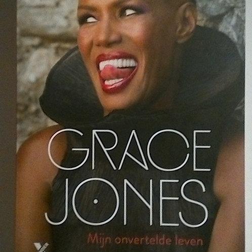 Grace Jones Mijn Onvertelde leven
