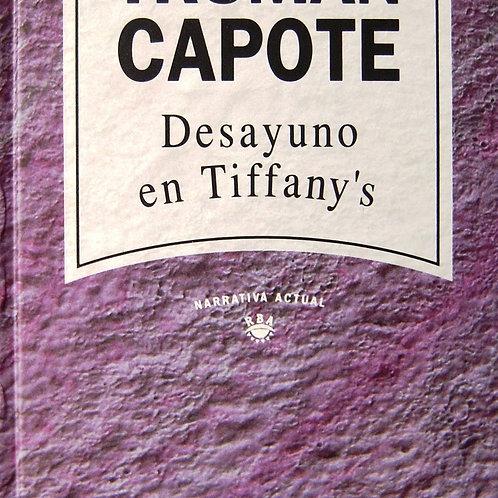 Desayuno en Tiffany's (Truman Capote)