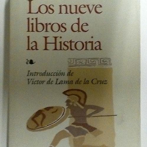 Los nueve libros de la Historia (Herodoto)