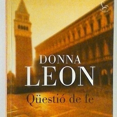 Qüestió de Fe (Donna Leon)
