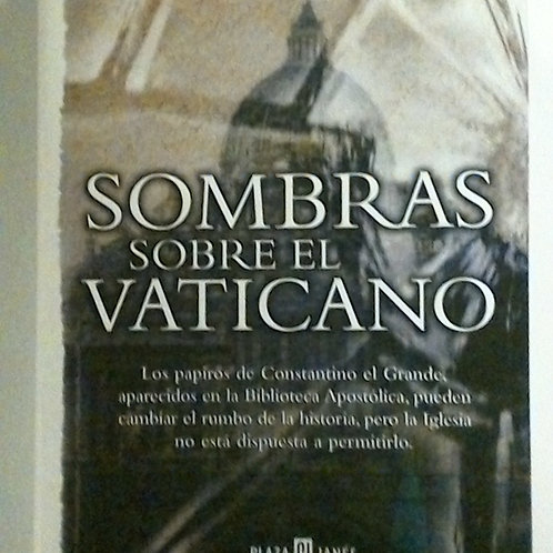 Sombras sobre el vaticano (Francisco Asensi)
