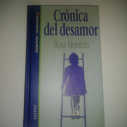 Cronica del Desamor ( Rosa montero )