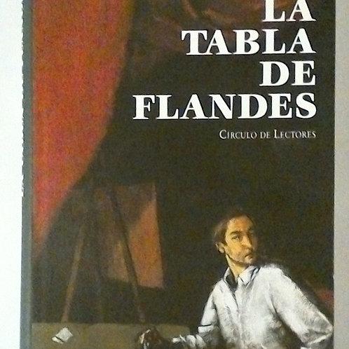 La tabla de Flandes (Arturo Pérez Reverte)