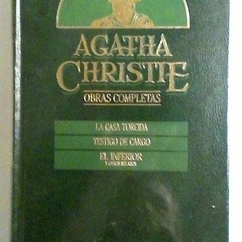 La casa Torcida (Agatha Christie)