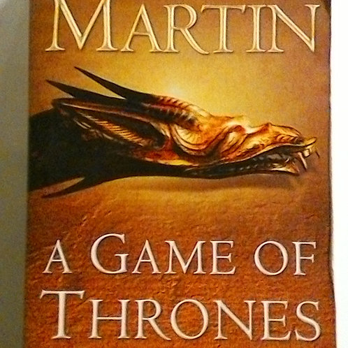 A Game of Thrones ((George R.R. Martin)