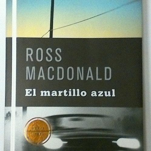 El Martillo azul (Ross Macdonald)