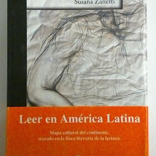Leer en América Latina (Susana Zanetti)