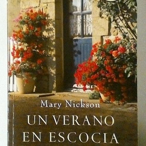 Un verano en escocia (Mary Nichson)