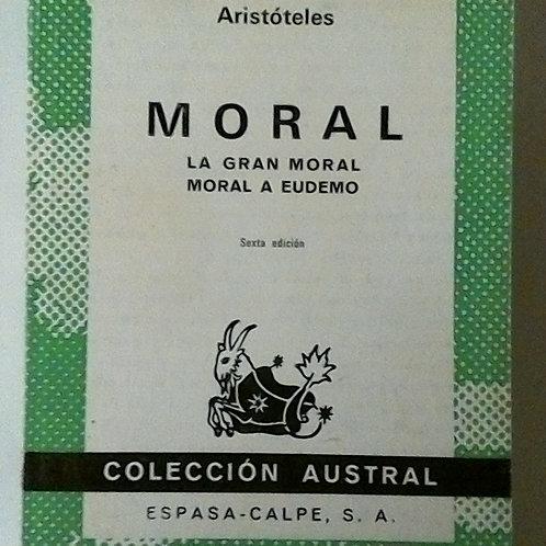 Moral la  gran moral (Aristóteles)