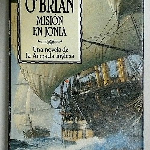 Misión en Jonia (Patrick O'brian)