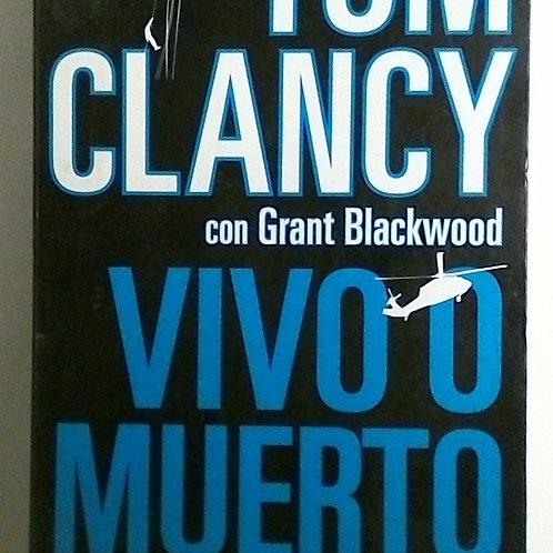 Vivo o muerto ( Tom Clancy)