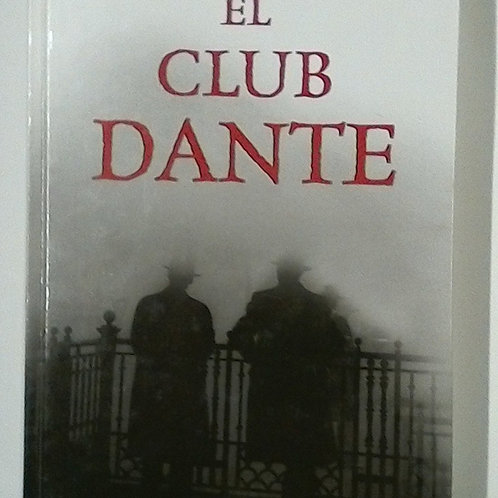 el Club Dante ( Matthew Pearl)