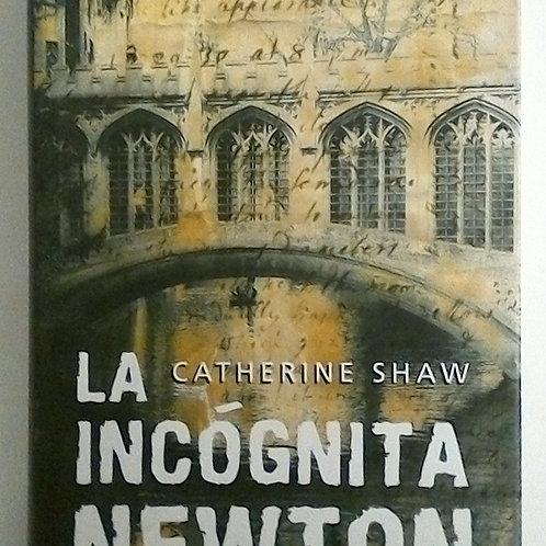 La incógnita Newton (Catherine shaw)