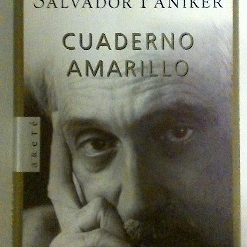 Cuaderno Amarillo (Salvador Pániker)