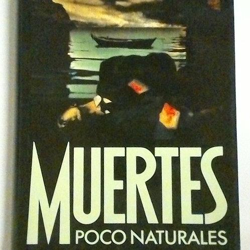 Muertes poco naturales (P.D. James)