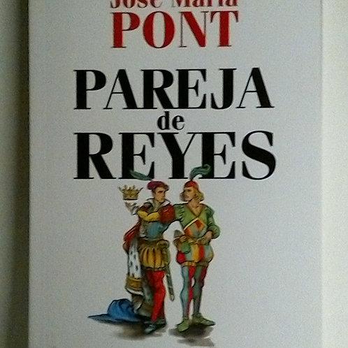 Pareja de reyes (José María Pont)