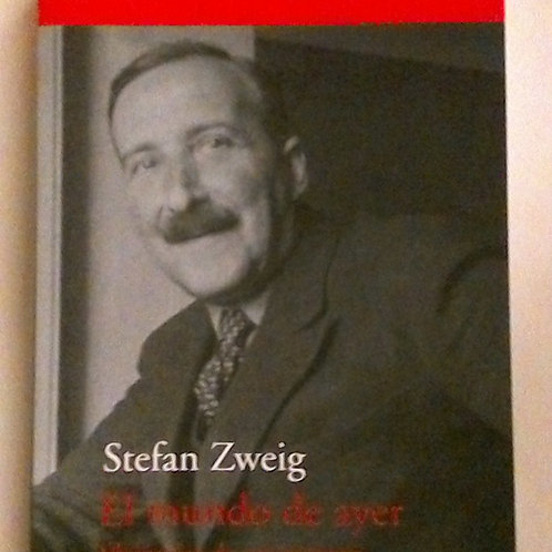 El mundo de ayer (Stefan Zweig)