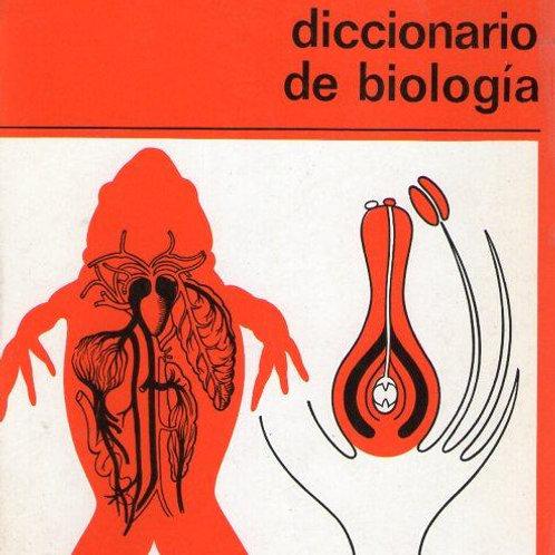 Diccionario de biología (M. Abercrombie, C.J. Hickman y M.L. Johnson)