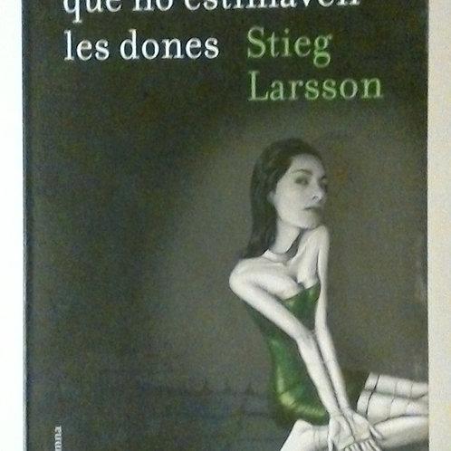 Els homes que no estimaven les dones (Stieg Larsson